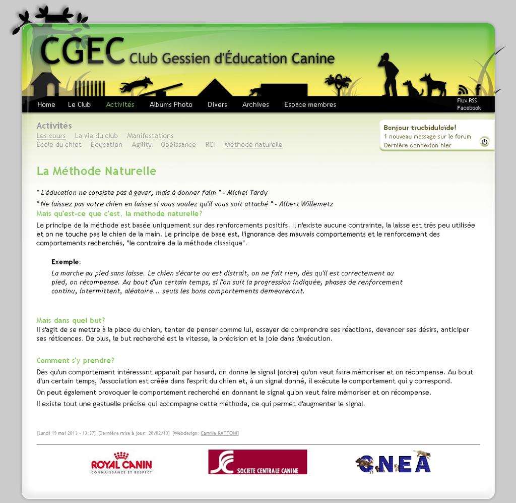 CGEC Site